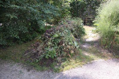 Kompost abdecken