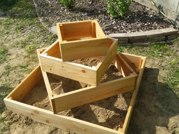 gro e kartoffelernte auf kleiner fl che biogarten blog. Black Bedroom Furniture Sets. Home Design Ideas